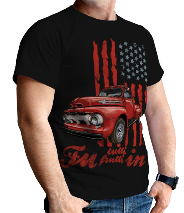 US Car Fan Shop Ford Pick Up T-Shirt