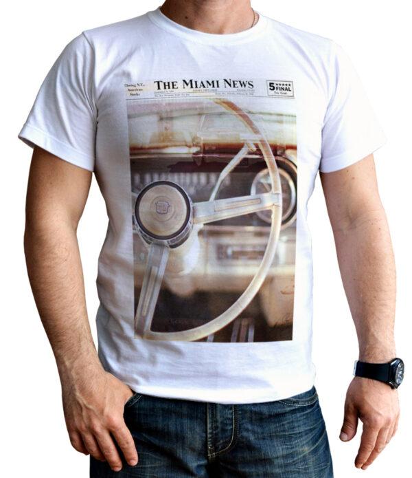 Cadillac T Shirt für Männer